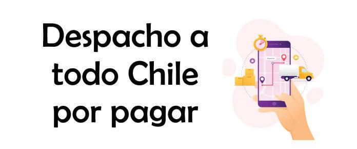 despacho a todo chile