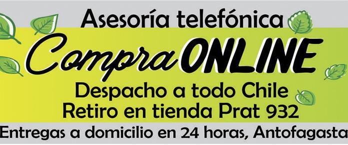 compra online Antofagasta